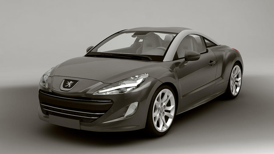 2010 peugeot 308 rcz by melkorius on deviantart. Black Bedroom Furniture Sets. Home Design Ideas
