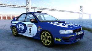 Subaru Impreza 95 WRX