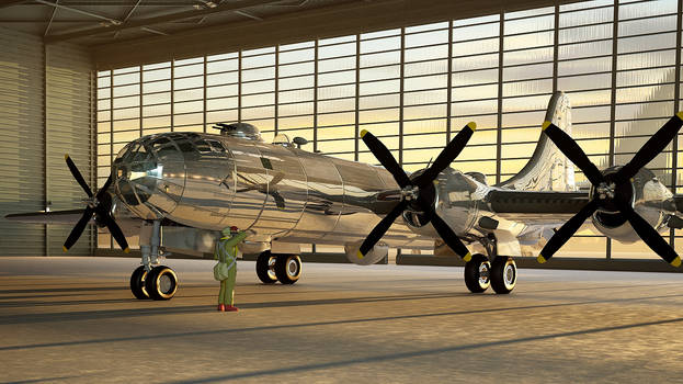 1942 Boeing B-29 Superfortress