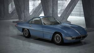 1963 Lamborghini 350GTV