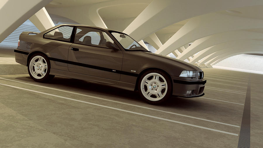 1997 bmw motorsport m3 e36 by melkorius on deviantart. Black Bedroom Furniture Sets. Home Design Ideas