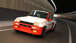 1980 Renault 5 Turbo