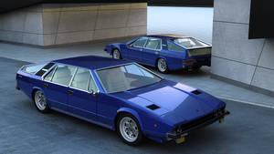 1978 Lamborghini Frua Faena by melkorius