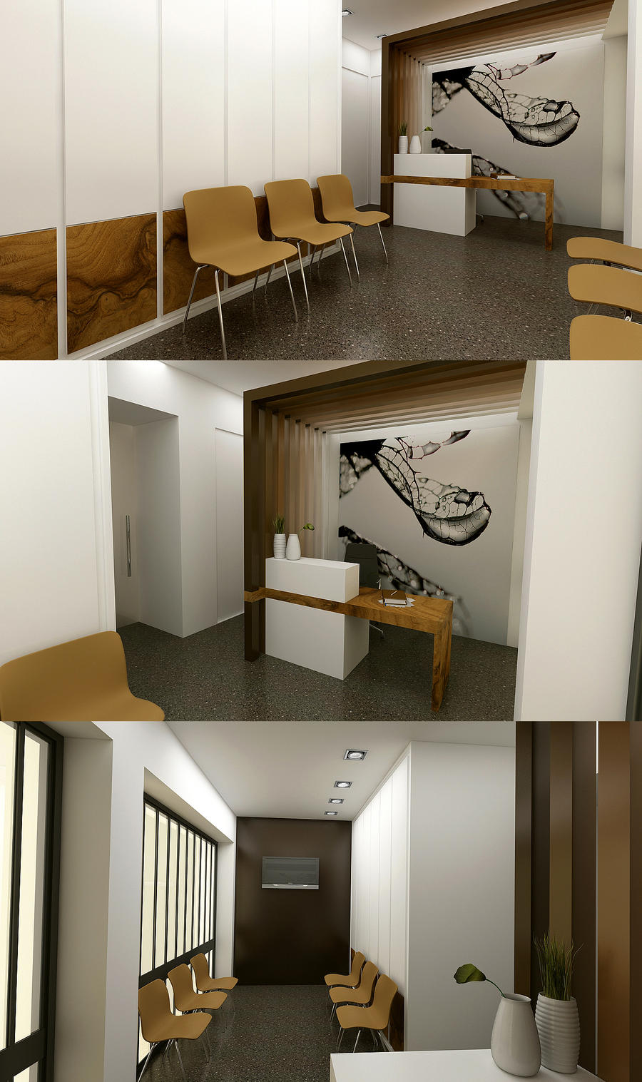 Dental Clinic by melkorius