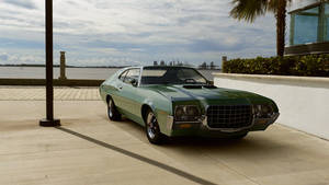 1972 Ford gran torino Final