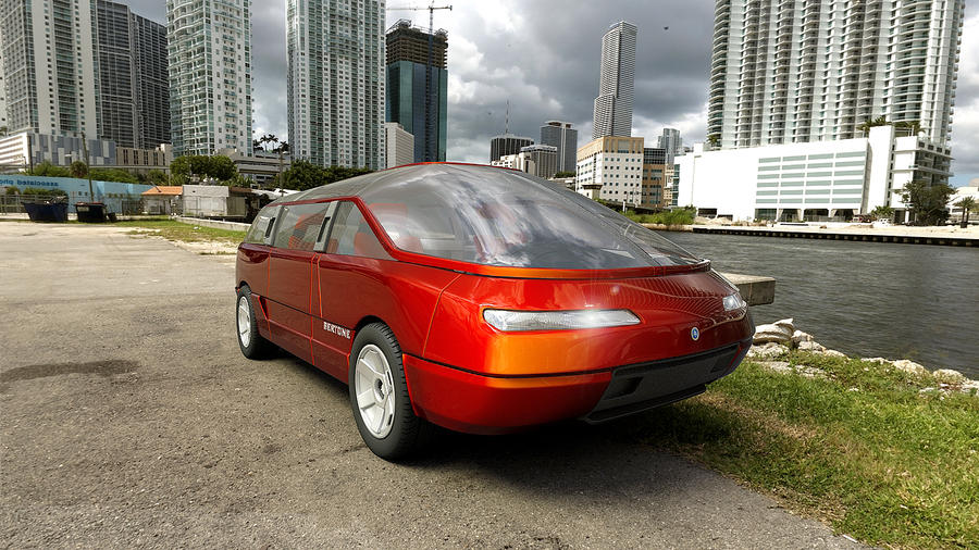 Lamborghini Genesis 1988 Lamborghin...