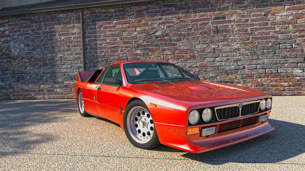 1982 Lancia 037 Stradale by melkorius on DeviantArt