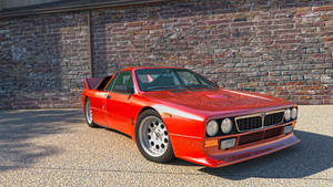 1982 Lancia 037 Stradale by melkorius