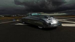 1938 Phantom Corsair by melkorius