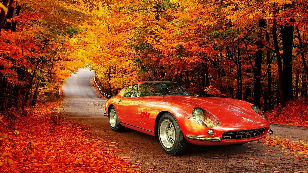 1964 Ferrari 275 GTB by melkorius