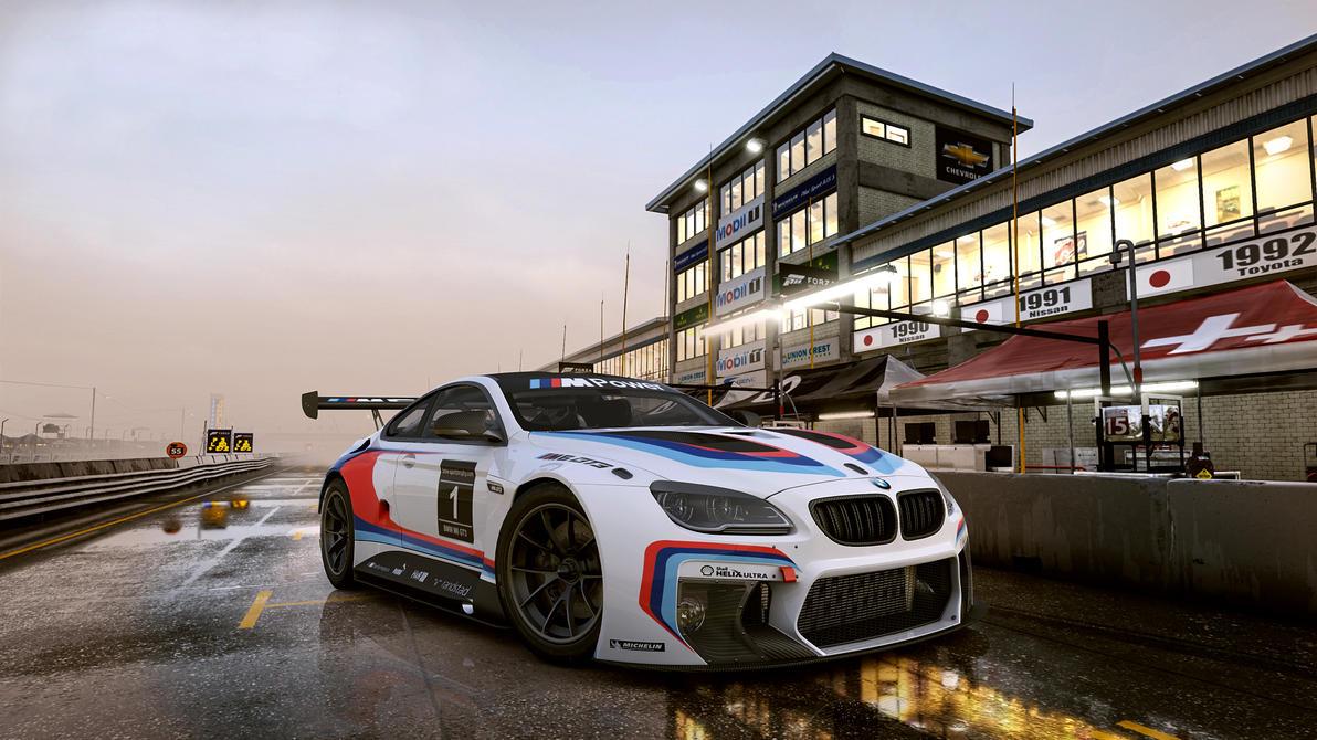 2016 BMW M6 GT3 by melkorius