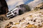 2015 R4 Subaru Impreza STi by melkorius