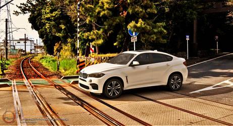 2015 BMW X6 (Mk2) (F16) M by melkorius