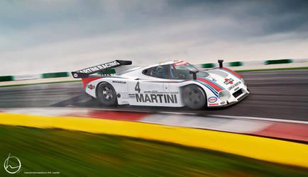 1985 Lancia LC2 Group C