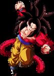 Goku (Super Saiyan 4) Glow