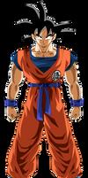Goku by TheTabbyNeko
