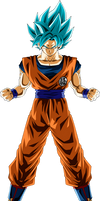 Goku (Super Saiyan Blue)