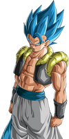 Gogeta (Super Saiyan Blue) Palette #2