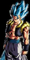 Gogeta (Super Saiyan Blue) Legends Palette