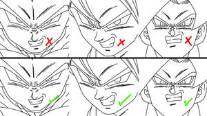 (Tutorial) How to do mouths correctly by TheTabbyNeko