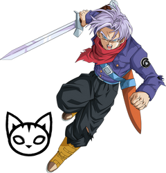 Future Trunks Old Palette
