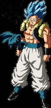 Gogeta (SSB) [Dragon Ball Heroes] Palette #3