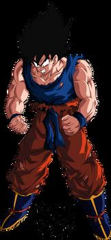 Goku #2 (No Bruises)