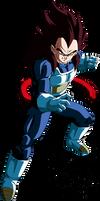 Vegeta (Super Saiyan 4) [Armor]