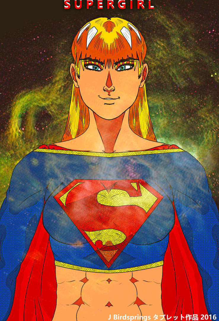 Supergirl Return by J-BIRDSPRINGS