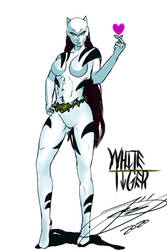 White Tiger [Full Body]