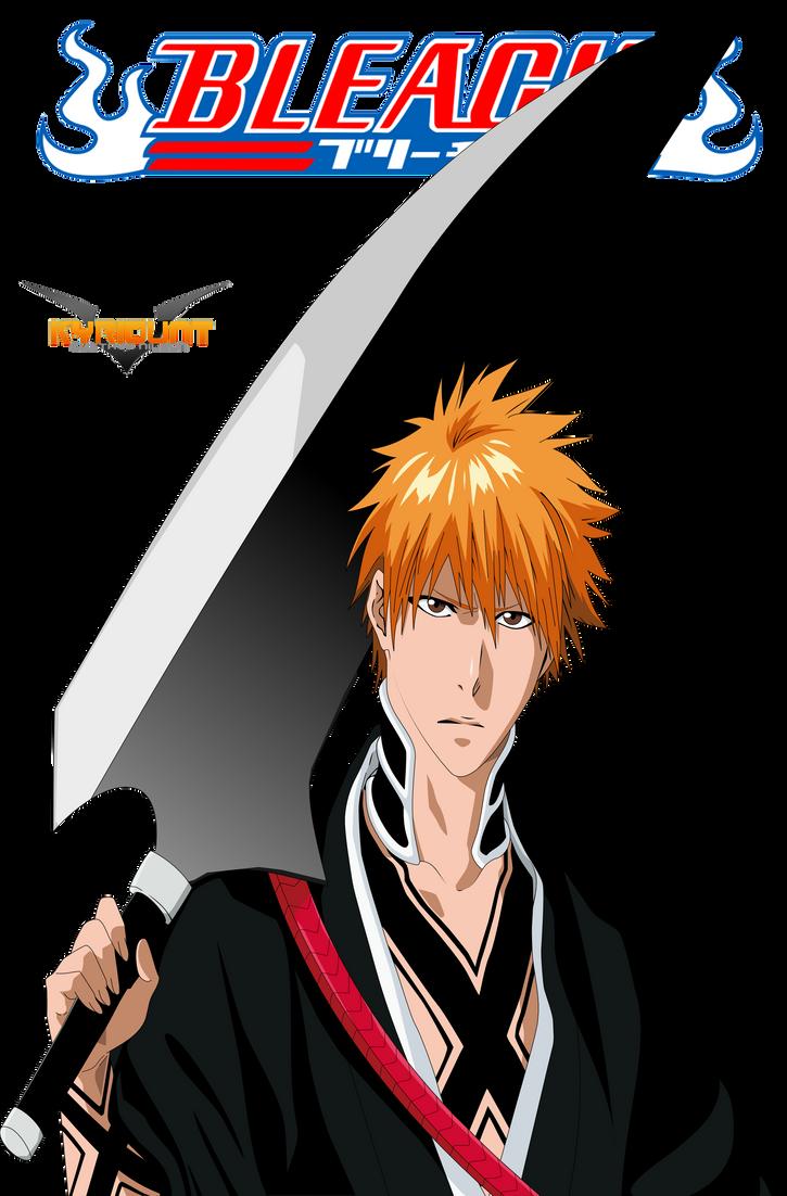 Kurosaki Ichigo by Kyriount