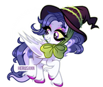 Pony Adopt #44 [CLOSED] by HeruSann