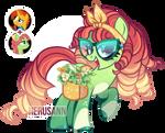 Pony Adopt [CLOSED] by HeruSann