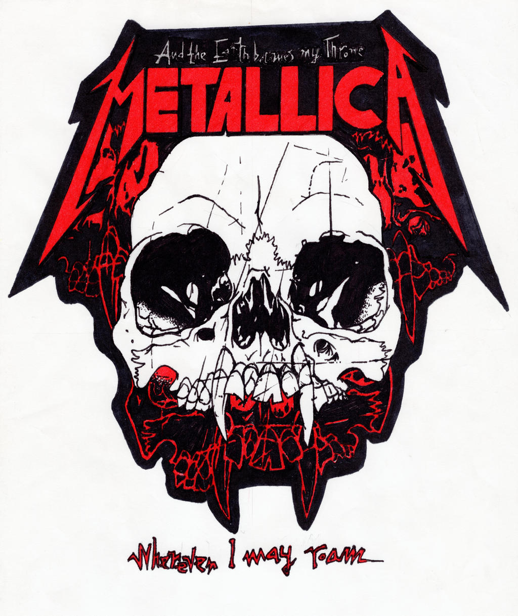 Metallica Wherever I May Roam Tour