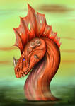Ocean Dragon Emerges
