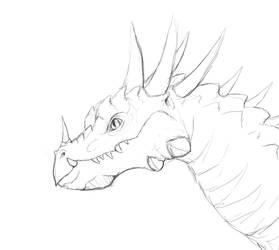 Dragon Doodle 1