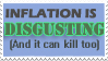 Anti-Inflation Stamp by xBLOODYSMILEx