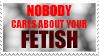 Your Fetish by xBLOODYSMILEx