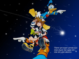 My Favorite KH Wallpaper