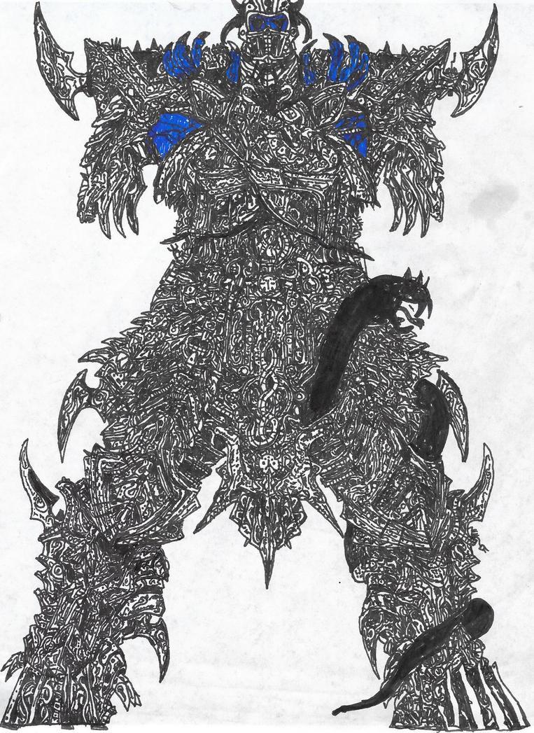 Baal secundus by warblaster