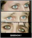 Green Day Eyes by BerriesandCreamy