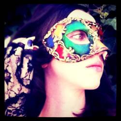 Venetian Mask series 11 by MoonfootGamgee