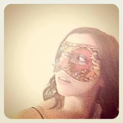 Venetian Mask series 18 by MoonfootGamgee