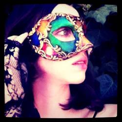 Venetian Mask series 20 by MoonfootGamgee