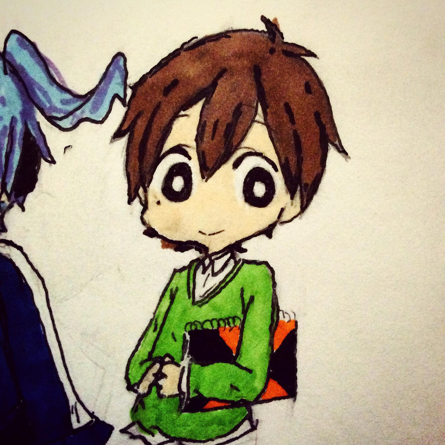 Haruka Kokonose (Colored) by xXInvaderEmXx