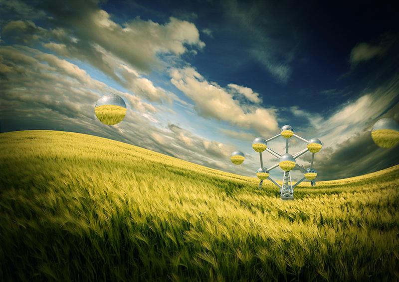 Atomium by ZaidTariq