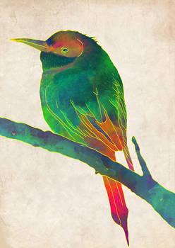 New year bird