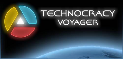 Technocracy voyager logo by gritsenkobiz