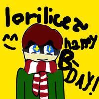 Happy B-Day Iorilicea!!!!