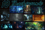 10 Backgrounds